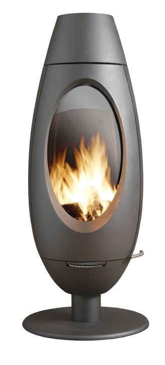 invicta ove wood burning stove woodburning 10kw log burner 10 hour fire burn