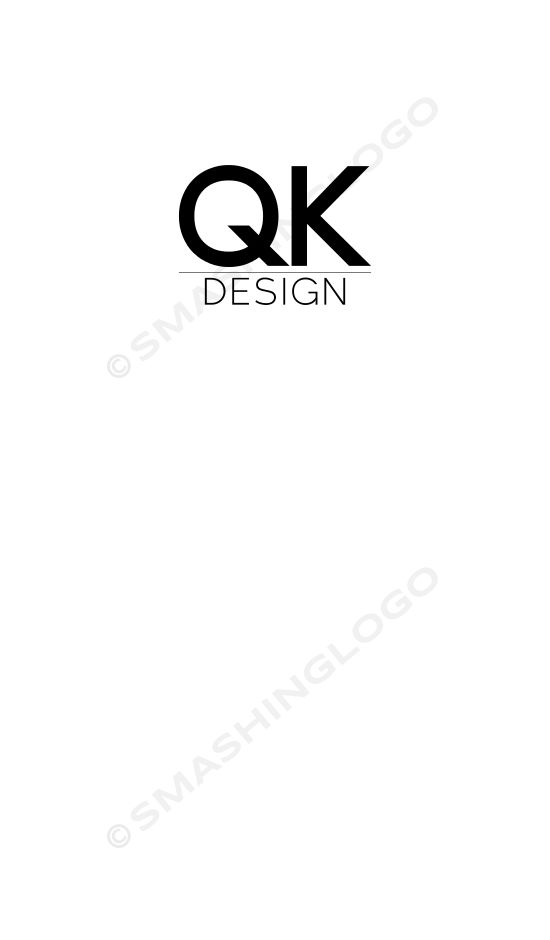 14 best qk logo ideas images on pinterest brand identity charts its not another do it yourself logo generator create your unique logo for little money no signup needed solutioingenieria Image collections
