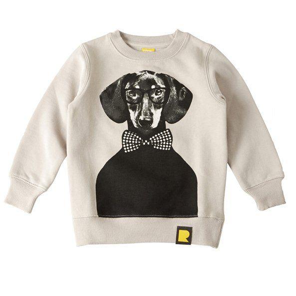 Rock your Kid  Hugo Sweatshirt