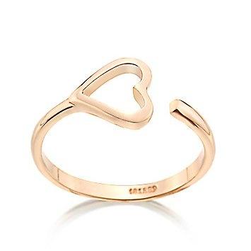 heartPurity Rings, Heart Rings, Gold Toe Rings, Jewelry, White Gold, Toes Rings, Gold Heart, Heart Yellow, Heartshape Rings
