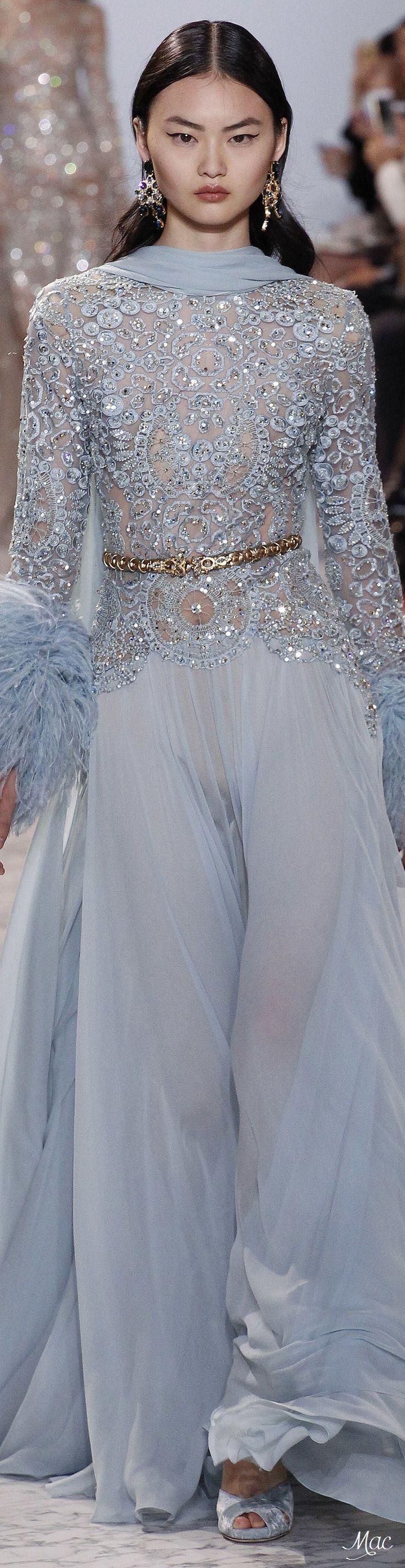 Spring 2017 Haute Couture Elie Saab