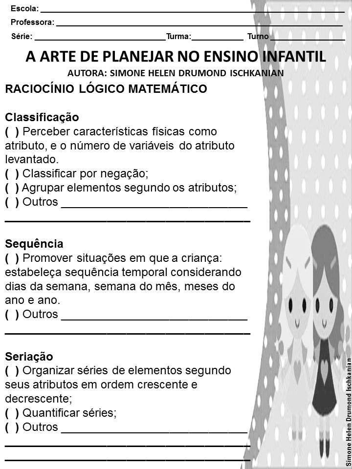 Imagem De Ensino Infantil Por Lucineia Da Silva Em Escola