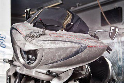 Motorrad Tuning, Styling, Reparaturen und Occasionen