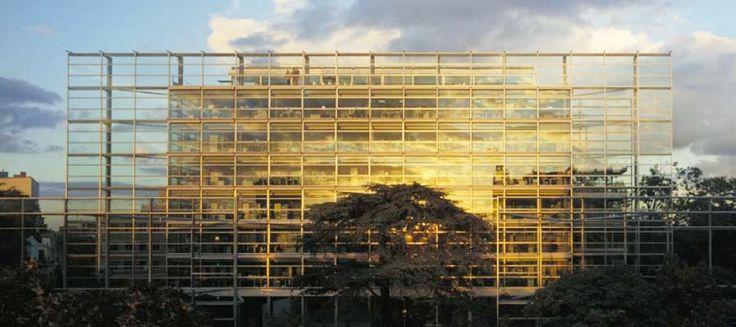 Fondation Cartier in Paris - Jean Nouvel