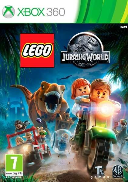 Lego Jurassic World (xbox 360) | Buy Online in South Africa | takealot.com