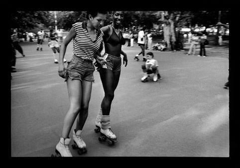 Raymond Depardon, Manhattan OutCentral Park