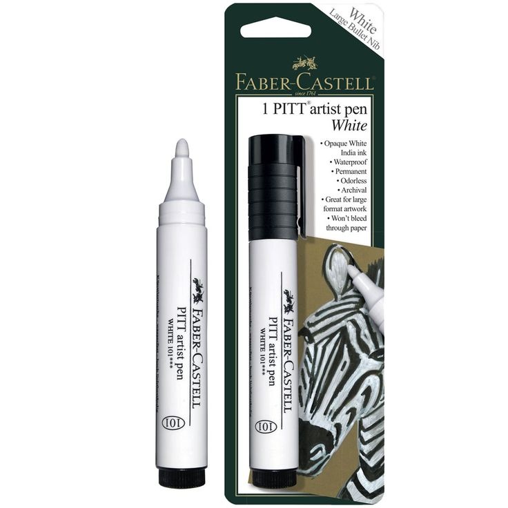 Faber-Castell Big Pitt Brush Pens - JerrysArtarama.com