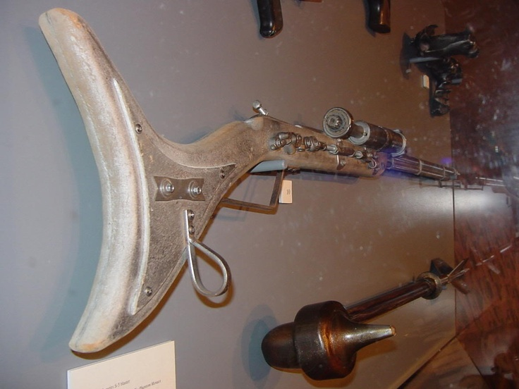 Cycler Rifle from Tusken Raider