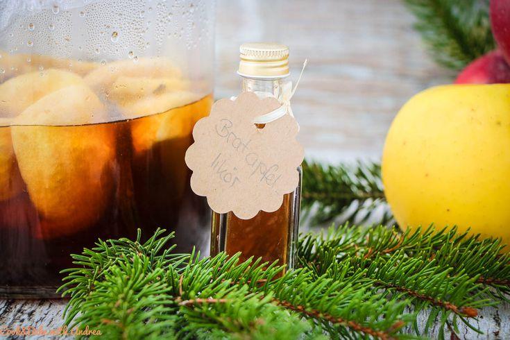 Ich schenke zu Weihnachten nichts lieber als kleine Geschenke aus der Küche und dieses Jahr diesen selbstgemachten Bratapfellikör! Letztes Jahr habe ich euch auch schon einige kleine Geschenkideen zu Weihnachten…