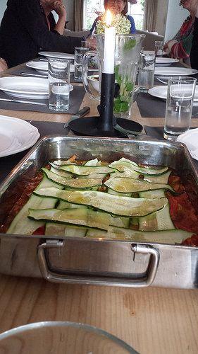 RECEPT   Lasagnette alla Rens Kroes