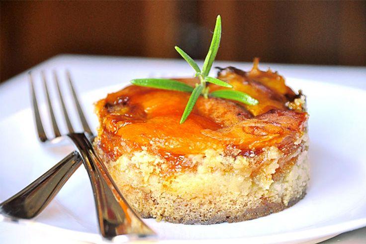 Recette de crumble aux abricots au Thermomix TM31 ou TM5. Faites ce dessert en mode étape par étape comme sur votre Thermomix !