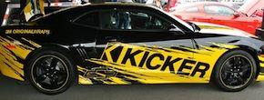 Black and Yellow, RimPro-Tec's from Kicker