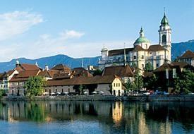 Solothurn, Switzerland, Schweiz