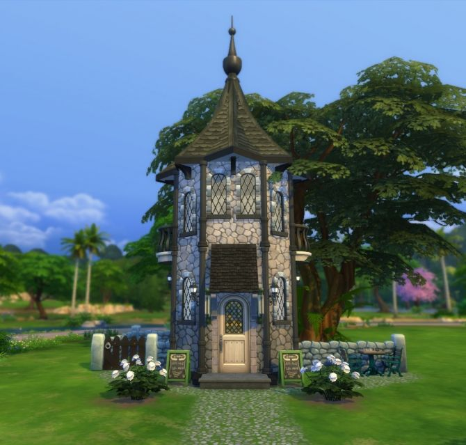Sylvan Glade Province Frog Exchange by Alrunia at Mod The Sims • Sims 4 Updates