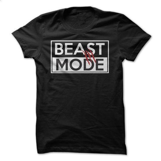 Beast Mode - #t shirt printer #movie t shirts. SIMILAR ITEMS => https://www.sunfrog.com/Fitness/Beast-Mode-44202950-Guys.html?id=60505