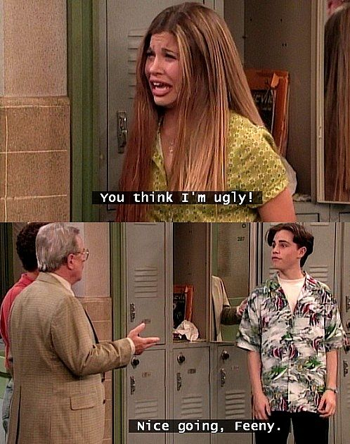 Boy Meets World love shawn