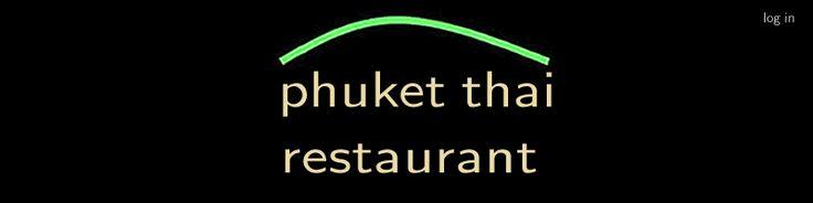 Best Thai Restaurant EVER! Maybe my favorite restaurant of all time!