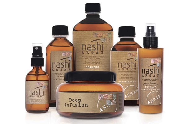 Madi unveils Nashi Argan range of hair products