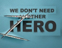 We don't need another zero by Celmaitare , via Behance