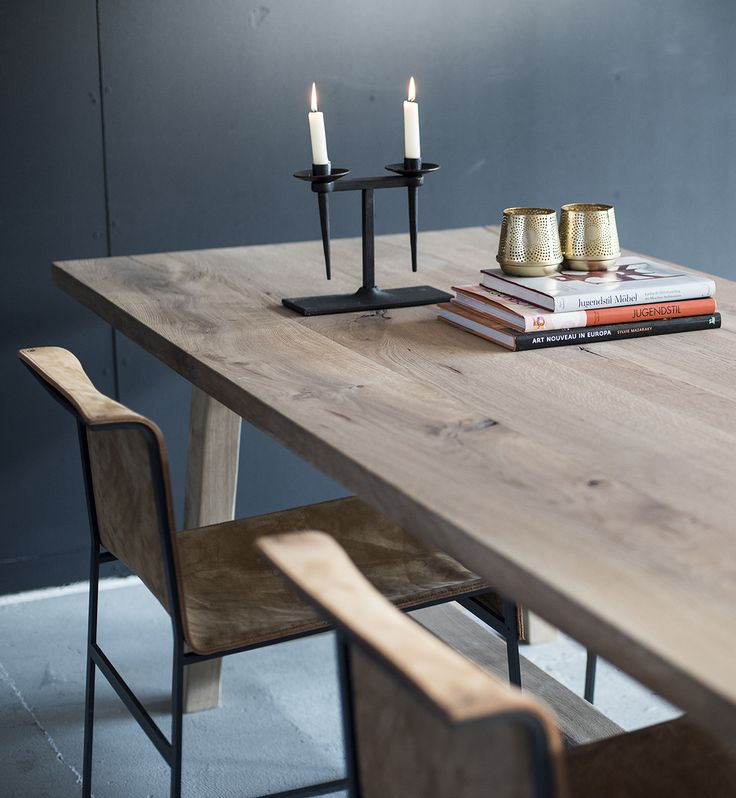 IN STOCK  Design VanGijs Wooden table #woodentable