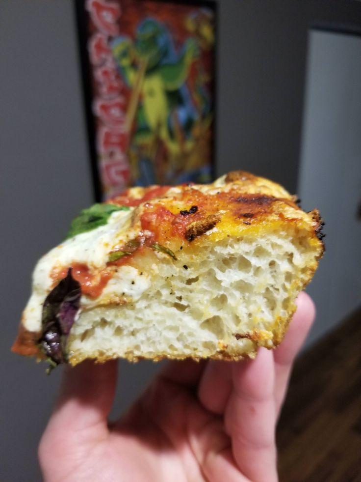 [Homemade] Roman Pizza