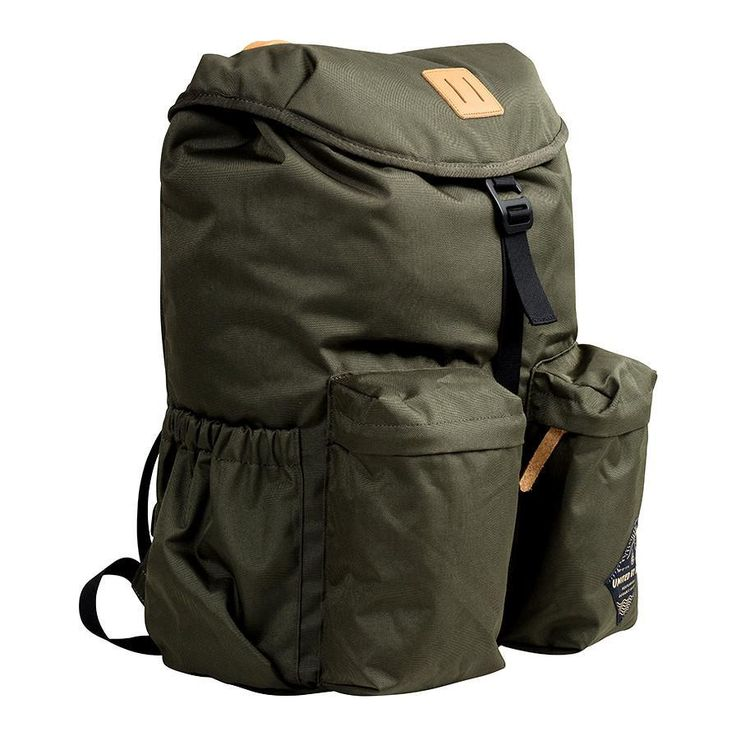 United By Blue 30L Base Backpack – Olive