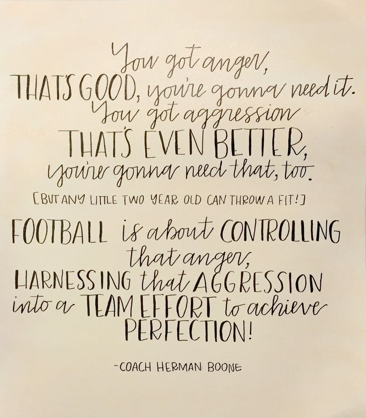 Remember the Titans quote on a light gold watercolor background! [by Caddy Corner Designs]