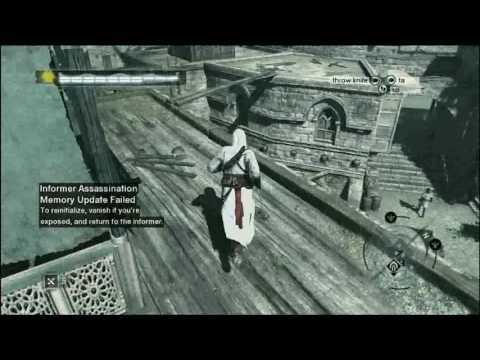 Assassin's Creed Ep. 34: Acre Assassination Troubles