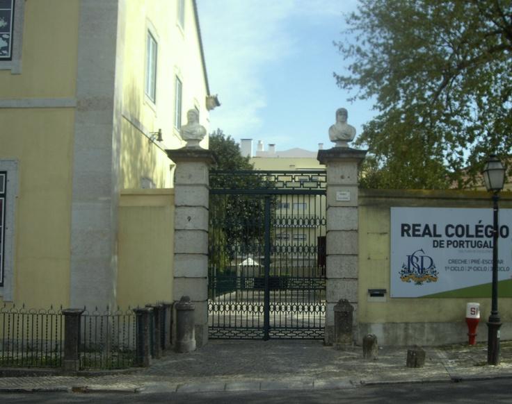 Fachada do Palácio