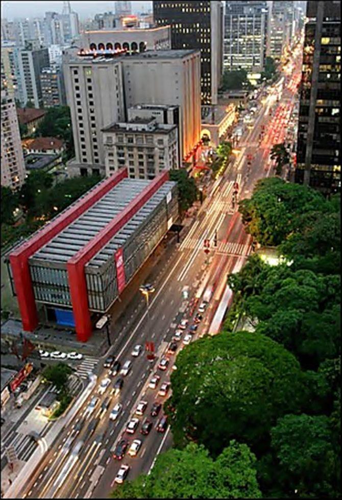 Paulista Avenue   São Paulo