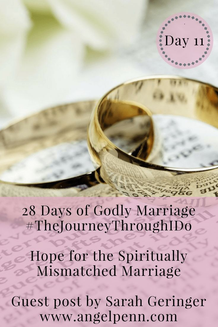Hope for the Spiritually Mismatched Marriage #thejourneythroughido #unequallyyoked #troubledmarriage #spirituallymismatched #marriage