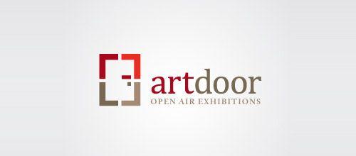 artdoor logo designs