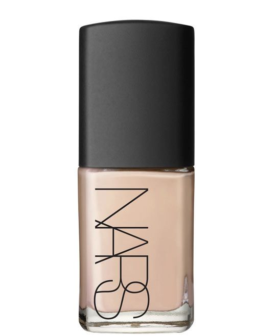 Sheer Glow Foundation in Mont Blanc, Nars. It's seriously the best foundation ever!!