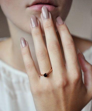 Black Diamond Hazeline by Anna Sheffield