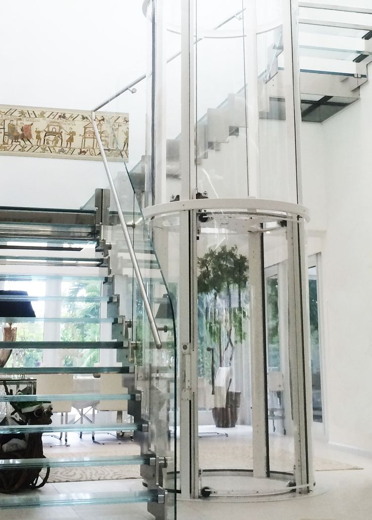 16 best Visilift Glass Elevators in contemporary homes images on ...