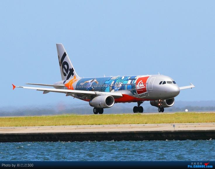A320 Jet Airways