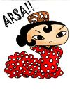 """Jaleo meanings: """"Arsa!"""" This is an expression rarely used outside of Flamenco. It sounds more like """"Asssaa"""" and is basically a expression of encouragement ‑ much like Olé. http://www.ambienteflamenco.co.uk/resources.php"""