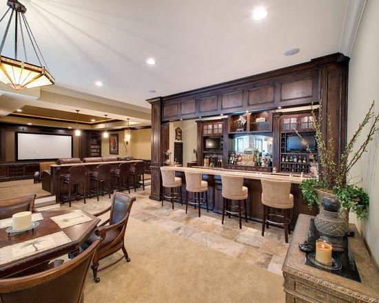 Best 25+ Traditional Basement Furniture Ideas On Pinterest | Basement  Office, Basement Floor Plans And Basement Home Office