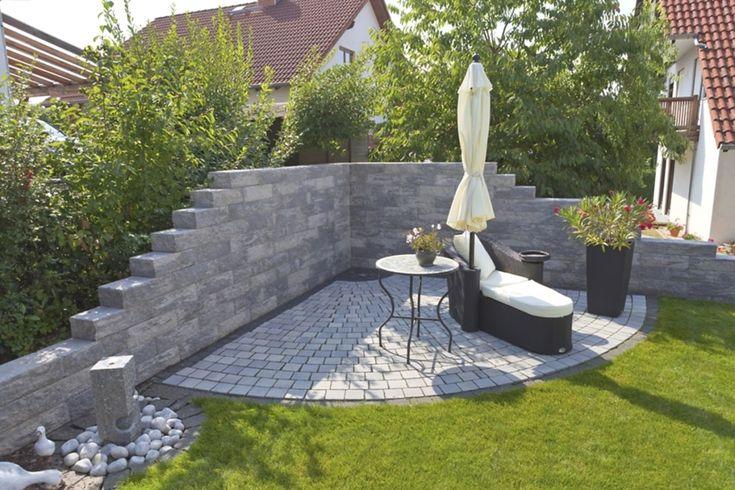 Phänomenale Inspiration Terrasse Sichtschutz Mauer Und Geniale Dekor Ideen Desi… – Home decor