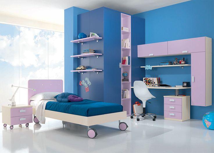 Kids Bedroom Set WEB 18 by SPAR, Italy
