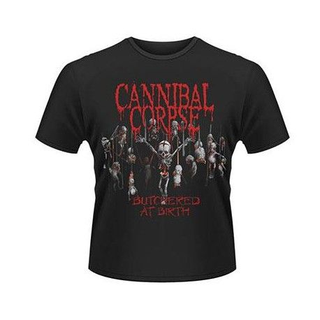 Tricou Cannibal Corpse: Butchered at Birth 2015