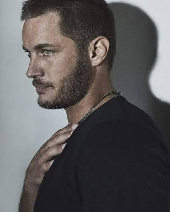 Found at FB : Travis Fimmel Austria...my inspiration for Deputy Wes Strong