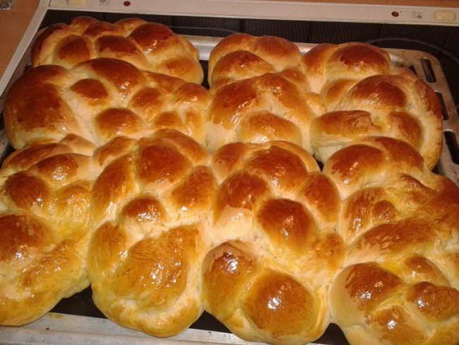 Τα πιο Αφράτα, Κορδoνάτα Τσουρέκια που έχετε φάει ΠΟΤΕ!!!!  #Γλυκά #Συνταγές