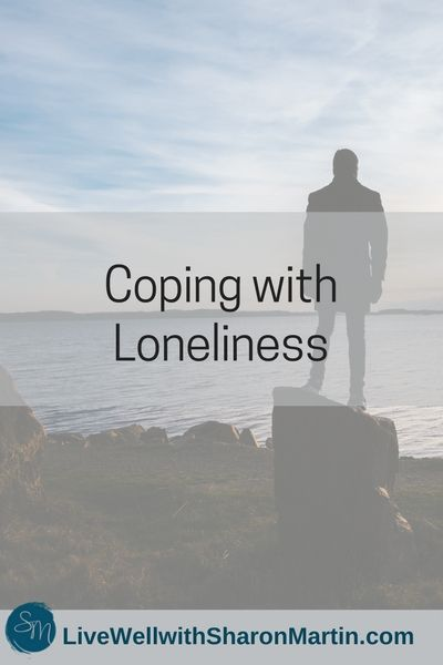 Coping with loneliness is a painful experience. Loneliness is a feeling of disconnection, isolation, not fitting in, and being different than others. Loneliness can create shame and maybe a symptom of depression.