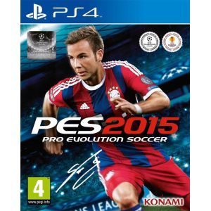 PS 4, Games, Gaming, Sharaf DG, PLAYSTATION 4, PS4 Pro Evolution Soccer 2015