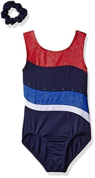 9beb21fb8de2 Details about JAQUES MORET Active Girl Blue Dry Tech Tank Top Cami ...