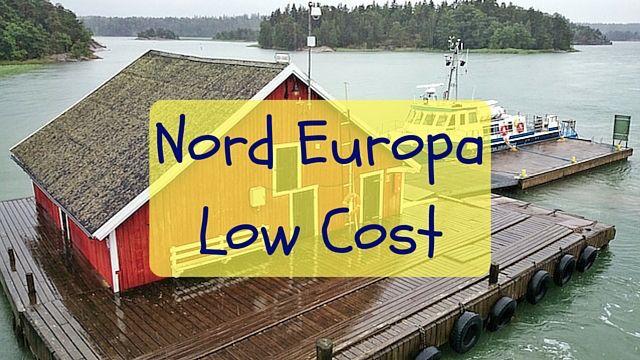 Come viaggiare in Nord Europa low-cost, alcuni consigli utili per contenere i costi di viaggio in Finlandia, Danimarca, Svezia e Norvegia