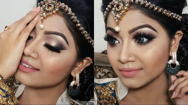 17 Best Ideas About Bridal Makeup Tutorials On Pinterest | Make Up Tutorial Eye Tutorial And ...