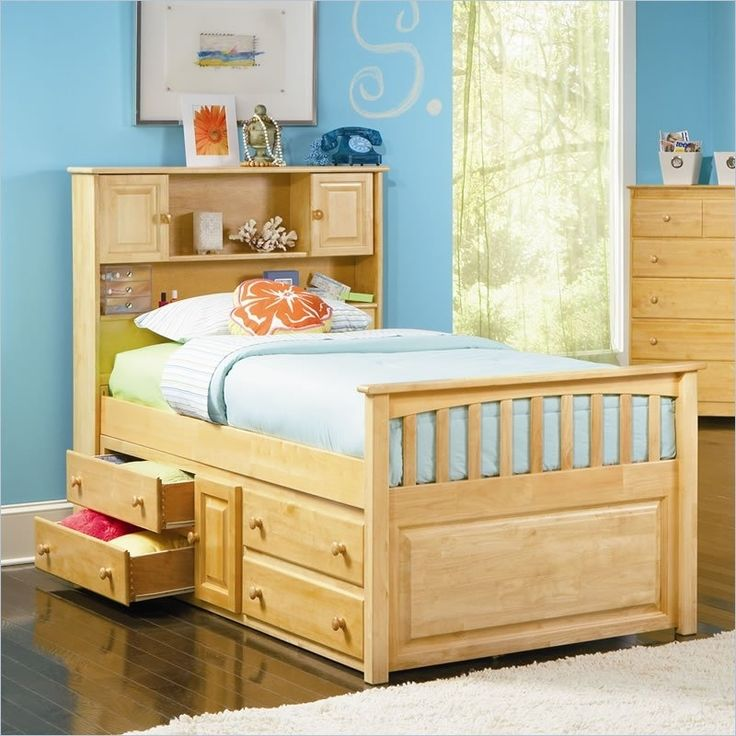 most affordable full amp twin size captain39s beds with storage twin captains bed with bookcase headboard