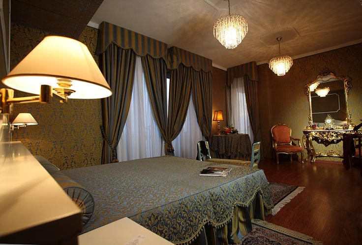imperial style green - room Hotel Palace Catanzaro Lido Calabria